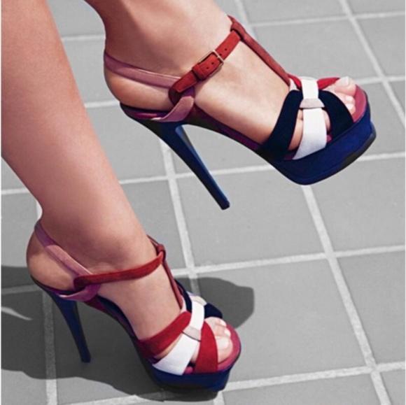 Yves Saint Laurent Shoes - 🤩HOST PICK🤩Yves Saint Laurent Tribute Sandals